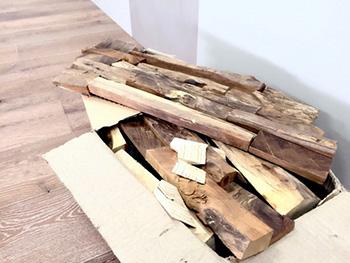 引き取り可能な廃木材